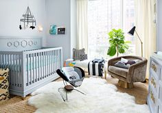 The New Nursery Trend Every Cool Mom Should Know via @MyDomaine