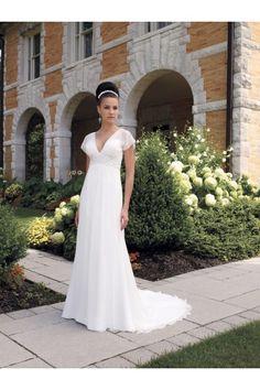 Oh how I love this dress!!!! Style MBD7506 - Wedding Dresses 2011 - MyBridalDress.com