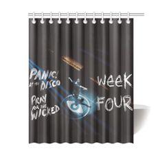Lust in Space album by Gwar  Bathroom Waterproof Shower Curtain Decor 60x72 inch