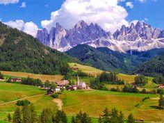 Apuntes de viajes: Valle Isarco, Valle de Funes y Val Gardena, una ruta por los valles de Tirol del Sur
