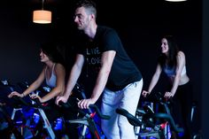 TEMPO 45 is our signature 45-minute full-body cycling class centered on Tempo (rhythm); riders remain off of the saddle for the majority of the class. As the class name suggests, riders are directed to move together to the Tempo of our instructors' curated playlist. Movements include but are not limited to Jumps, Tap Backs, 45 Minute Workout, Indoor Cycling, Live Love, Full Body, Push Up, Challenges, Concert, Health, Health Care