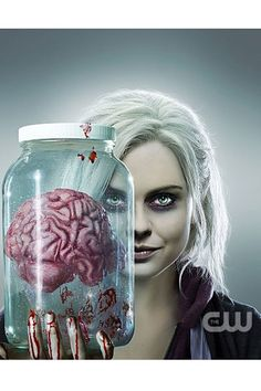 Zombie lovers rejoice! You're going to want to take a major bite out of this new show. But even if you're not part of the zombie fandom, you'll like this one. Rose McIver plays Liv, who goes from being a promising medical resident to becoming a zombie, who works in a morgue and feeds on dead people's brains. But then she starts to inherit the skills and memories. Freaky, but she uses them to help figure out the mysteries of how they died.