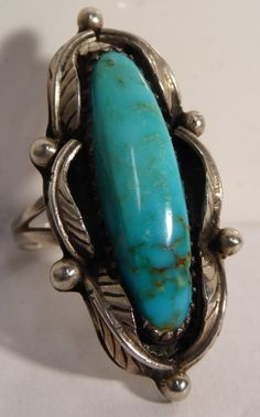 Turquoise Soul . . . Vintage Navajo, Henry Mariano.