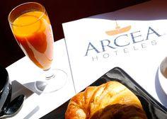 Arcea Hoteles - Asturias - Arcea Hotel el Sella - Desayuno Arcea #food #Asturias #places #comida #breakfast