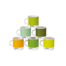 PANTONE PANTONE UNIVERSE Espresso Set - Mixed Greens - View 1