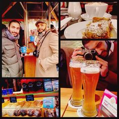 So many calories to drink so little time.  #travel #germany #deutschland #passau #christmasmarket #christkindlmarkt #christmas #travelgram #foodstagram #foodcation #wanderlust