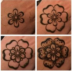 Making perfect henna Design | How Do It Info
