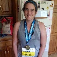 Emily marathon #2 Akron 9-2014