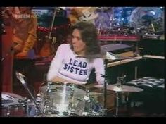 KC drum workshop is a great piece that really shows off her skills as a drummer