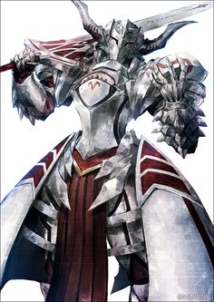 Saber of Red (Mordred) - Fate Apocrypha