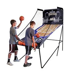 Man Cave- Triumph Sports USA Spalding Courtside Table *** You can find out more…