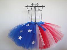 Patriotic American Flag Tutu Adult Sized by MonkeysCubbyhole, $65.00