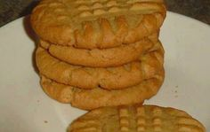 My Favorite Peanut Butter Cookies – Easy Recipes