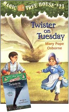 Twister on Tuesday (Magic Tree House, No. Mary Pope Osborne 0679890696 9780679890690 Adventure is waiting inside every MAGIC TREE HOUSE book!An adventure to blow you away!Thats what Jack and A – tree Weather Lesson Plans, Weather Lessons, Good Books, Books To Read, My Books, Reading Books, Weather For Kids, Weather Unit, Wild Weather
