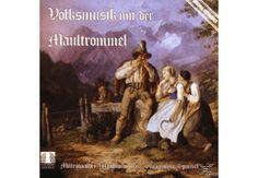 Mittenwalder Maultrommler/Sponsel Stuben - Volksmusik Mit Der Maultrommel [CD]
