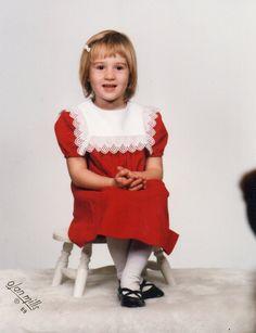 Christmas 1988 - Betsy