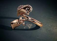Gold Jewellery, Jewelry Rings, Jewelery, Ring Bracelet, Bracelet Making, Indian Wedding Jewelry, Ankle Bracelets, Mehendi, Beautiful Rings