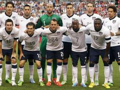 World Cup 2014 - USA Team
