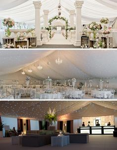 Trunkwell House hotel has an incredible marquee which offers a luxurious and glamorous décor scheme for weddings along with their years of experience. The marquee is sat on 34 acres of beautiful Berkshire countryside and can cater for anything between 80-200 guests.
