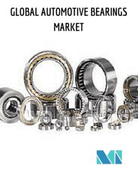 The global automotive bearings market is poised to grow at a CAGR of 5.85% . Bearings reduce friction, which in turn, helps in reducing energy consumption between mechanical components.