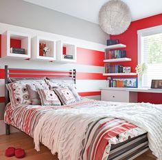 Peinture - Rouge Ardent