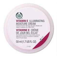 Vitamin E Illuminating Moisture Cream | The Body Shop ®