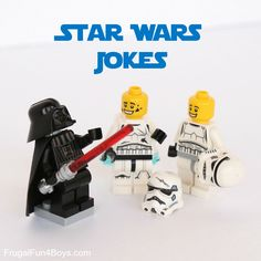Funny and Clean Star Wars Jokes for Kids