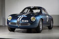 1961 Giulietta SZ - Ready to Race