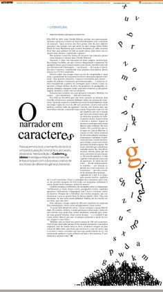 #newspaper #design #layout