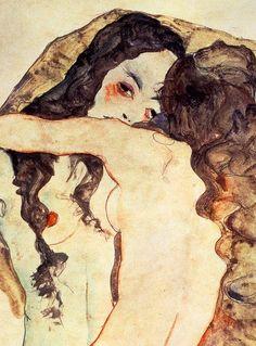 """niquesarace: """" Egon Schiele """""""