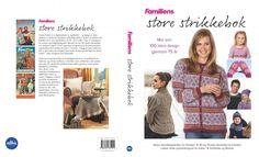 Familien Store Strikkebok
