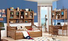 Children Furniture, Loft, Bed, Home Decor, Kid Furniture, Decoration Home, Small Kids Furniture, Stream Bed, Room Decor
