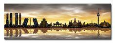 Josep Férriz Artworks: Madrid Skylines