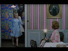 """Catherine Deneuve dans """"les parapluies de Cherbourg"""""""