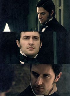 Richard Armitage, isin't he dreamy? I <3 North and South!!  Although if you didn't know it was him in The Hobbit you would never guess because of the fake nose they have on him!!!