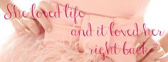 Pink Quote Facebook Timeline Cover | Flickr - Photo Sharing!