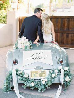 Montecito Garden Wedding on the Santa Barbara Coast at Butterfly Beach
