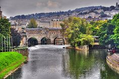 Bath, UK - wish I was there