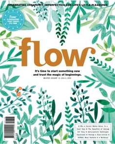 In Flow Issue 27 you read about taking a book-cation. Extra goodies: mini posters and a new Flow mini course workbook. Now available in the shop! Magazine Shop, Milk Magazine, Magazine Art, Magazine Design, Magazine Covers, Magazine Spreads, Love Illustration, Magazine Illustration, Publication Design