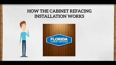 How the Cabinet Refacing Installation Process Works | Florida Cabinet Refacing