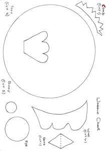 Image Search Results for chicken crafts