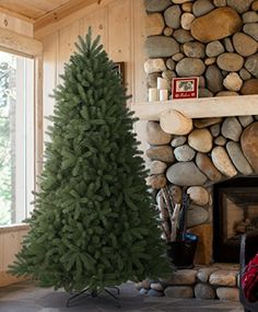 Tree Classics Classic Noble Fir Artificial Christmas Tree 75 Feet Unlit ** Be sure to check out this awesome product.