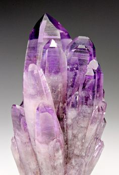 fuckyeahmineralogy:  Amethyst; Amatitlan, Mexico
