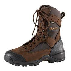 "Harkila Elk Hunter GTX 9"" Boots - Dark Brown"