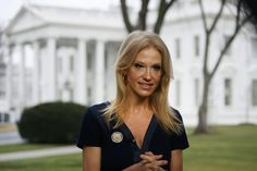 Kellyanne Conway clearly violated ethics rules, but White House unlikely to take much action. Of course not, neither Trump, his family, or his administration have any ethics.... http://www.nydailynews.com/news/politics/kellyanne-conway-violated-ethics-rules-article-1.2968913