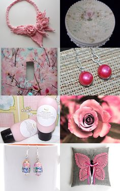 """Pretty Is Pink""  by TheCelticLass  --Pinned with TreasuryPin.com"