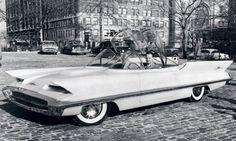 Lincoln Futura show car, modified into the Batmobile in the mid '60s for the Batman TV series