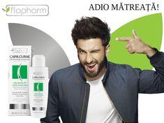 Scapa de matreata folosind samponul CAPILCURAE de la Flopharm cu zinc si extract de hamei Cosmetics, Products, Beauty Products, Drugstore Makeup