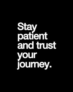 Trust the journey!  P.S. Looking for a better way to build your business? Check out http://ift.tt/2e1GAWr