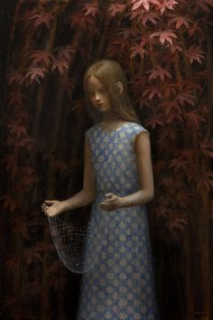 """Aron Wiesenfeld, """"Sect"""", oil on canvas, 2014"""